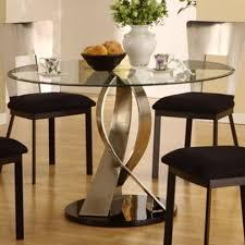 home u003e dining room u003e dining room tables u003e glass top dining table