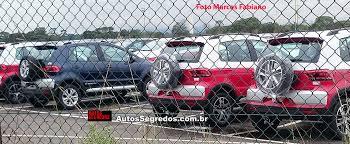 Novas rodas são as novidades do Volkswagen CrossFox 2017 ...