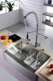 Home Depot Sink Faucets Kitchen Kitchen Kraus Sink For Outstanding Quality And Durability