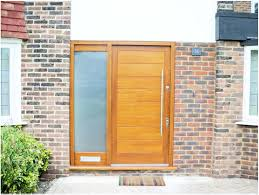contemporary front doors materials options for your house ellecrafts