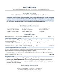 Best Resume Format For College Students by Sample College Resume Example Of College Student Resume Students