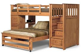 Wood Bunk Beds Plans by 21 Top Wooden L Shaped Bunk Beds With Space Saving Features