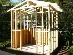 How To Build A Storage Shed Plans Free by Custom Design Shed Plans 12x16 Gable Storage Diy Wood Shed Plans