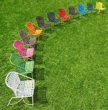 Best  Vintage Patio Furniture Ideas On Pinterest Vintage - Colorful patio furniture