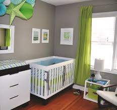 baby nursery decor white green amazing modern baby boy nursery