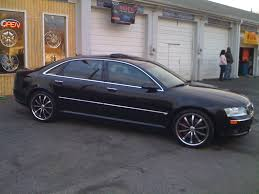 Audi 2005 302automotive 2005 Audi A8 Specs Photos Modification Info At