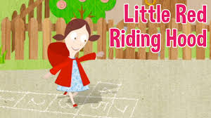 red riding hood animated fairy tales children