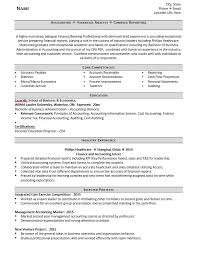 Tax Accountant Sample Resume by Accountant Resume Examples Entry Level Accountant Resume Entry
