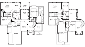 4 Bedroom Cabin Floor Plans 100 2 Master Suite House Plans Small Bungalow House Plan