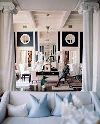 Decorative Home Interiors by 35 Modern Interior Design Ideas Incorporating Columns Into
