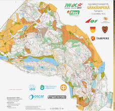 Lat Long Map Jwoc 2017 Long Maps And Results World Of O News