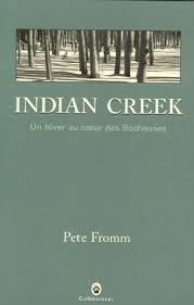 INDIAN CREEK (couverture)