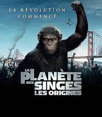 La Plan�te des singes : les origines streaming