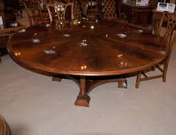 Expandable Dining Room Table Plans Calais Extending Dining Room Table And 4 Solid Wood Chairs Of