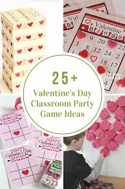 valentine u0027s day classroom party games the idea room