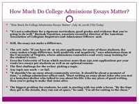 writing a great college essay Essay Infographic What Makes A Strong College Essay Best