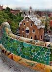 Guell Park - Parque Güell - by Antoni Gaudi - Photo of Guell Park ...