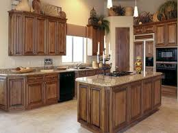 Stain Unfinished Kitchen Cabinets by Staining Kitchen Cabinets Before And After Glass Door With Oak