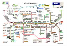 Map Germany by Train Map On Postcard U2013 Munich Germany Chroniclesofemilia
