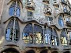 Barcelona, Spain: Casa Batlló: façade