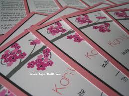 Handmade Farewell Invitation Cards Malaysia Wedding Invitations Greeting Cards And Bespoke Cards