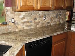 Dark Grey Cabinets Kitchen Kitchen Gray Backsplash Subway Tiles Dark Grey Backsplash Light