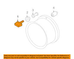 nissan oem 40700ck001 tire pressure sensor part 40700 ck001 ebay