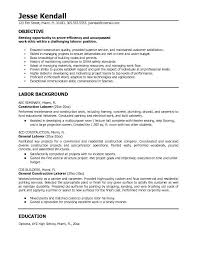 Sample Career Objectives For Resumes by Resume Objective Statement Obfuscata