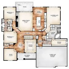 2000 Sq Ft Bungalow Floor Plans Best 25 Floor Plans Ideas On Pinterest House Floor Plans House