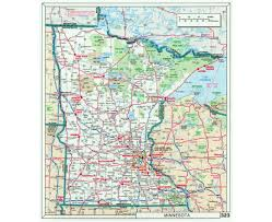 Map Of Cities In Usa by Maps Of Minnesota State Collection Of Detailed Maps Of Minnesota
