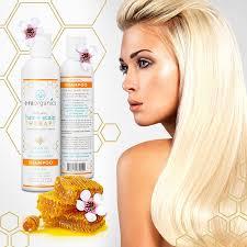 Shampoo For Dry Hair And Hair Loss Amazon Com Era Organics Moisturizing Shampoo For Itchy Dry