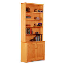 Low Narrow Bookcase by Double Bookcase With Glass Doors Scott Jordan Furniture