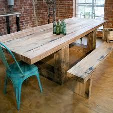 Reclaimed Australian Timber Dining Table From Mulbury Mulbury - Timber kitchen table