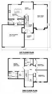 colonial style house plan 2 beds 00 baths 1094 sqft 14 243 small