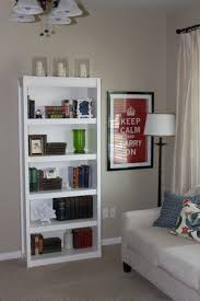 White Short Bookcase by Best 25 Homemade Bookshelves Ideas On Pinterest Homemade Shelf