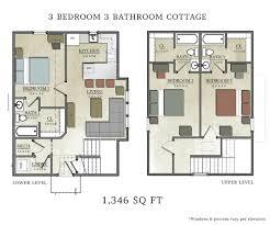 1 Bedroom Log Cabin Floor Plans by 4 Bedroom Cabin Plans Mattress