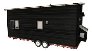 the cider box modern tiny house plans for your home on wheels