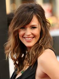 haircuts with bangs and layers for oval faces hair trend side