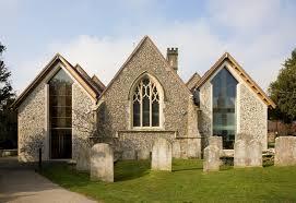 Nick Lee Architecture by St Margaret U0027s Church Angmering Lee Evans Partnership
