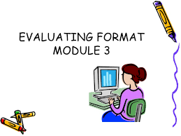 A guide to thesis dissertation editing EVALUATING FORMAT MODULE     ASB Th  ringen