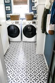 diy moroccan vinyl tile floor bless u0027er house