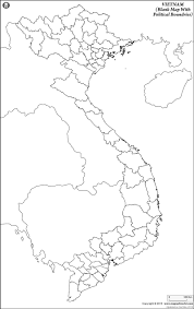 Blank Us Map Pdf by Blank Map Of Vietnam Vietnam Outline Map