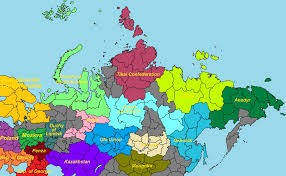 Map Of Russia And Europe by Bella Russia V1 2