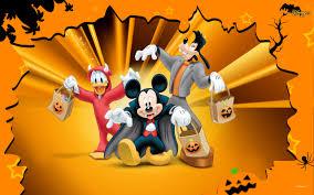 happy halloween hd wallpaper disney halloween wallpapers wallpapersafari