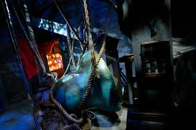 jabbawockeez halloween horror nights hhn theme