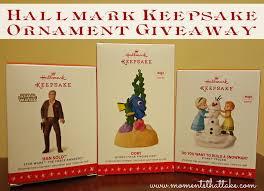Decoration Noel Disney by Moments That Take My Breath Away Hallmark Keepsake Ornaments