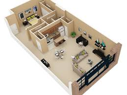 Chicago 1 Bedroom Apartments by 1 Bedroom 1 Bath Floor Plan Of Property Cobbler Square Loft