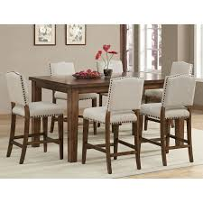 Round Dining Table Sets For 6 Dining Room Square Black Tall Dining Table With Storage And Set