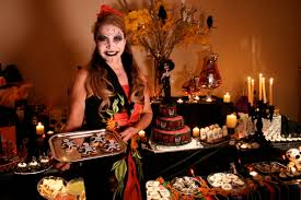 halloween party decorating ideas scary home accessories spooky