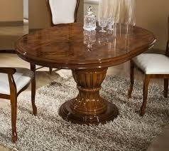 Expandable Dining Room Table Plans Furniture Round Expandable Dining Table For Extraordinary Dining